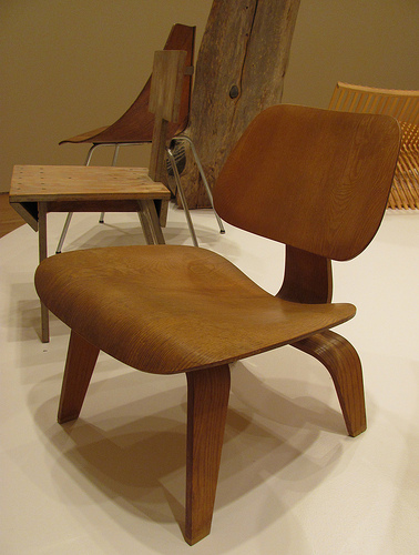 Adaptation, Part I: How the Eames chair came from leg splints, and ...