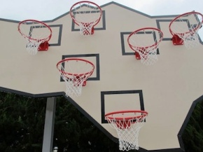 no one wins? basketball from every height