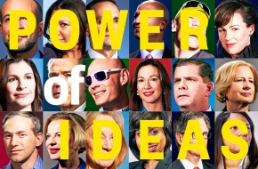 power of ideas and someupdates